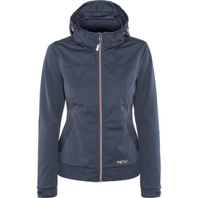 Meru Falun Softshell Jacket Women navy